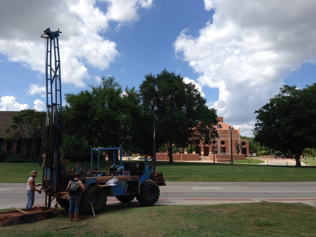 Red Rock Consulting performs field investigation for OSU